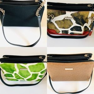 Miche Bag 1 Purse 3 Interchangeable Designs
